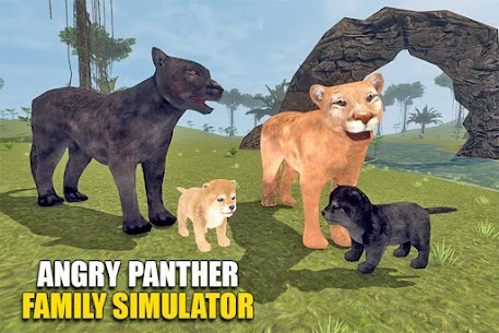 Panther Simulator: Wildlife Animal For Pc | How To Install (Windows 7, 8, 10 And Mac) 1