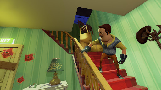 Code Triche Hello Neighbor (Astuce) APK MOD screenshots 1