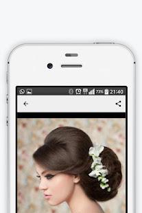 Wedding hairstyles 2018 2.2 Screenshots 2