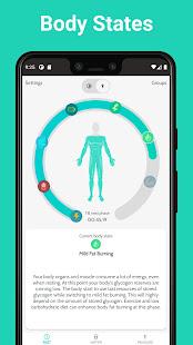 Zero Calories Fasting Tracker & Intermittent Fast