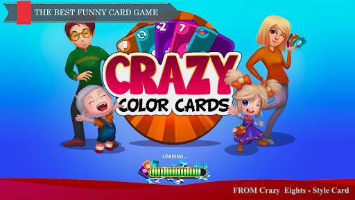 Crazy Color Cards screenshots 1