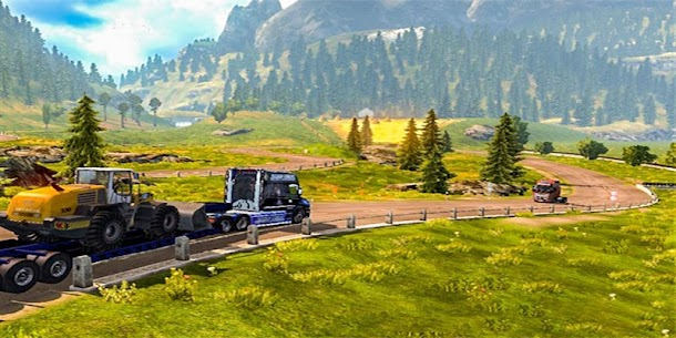 Euro Truck Transport Simulator 2 4