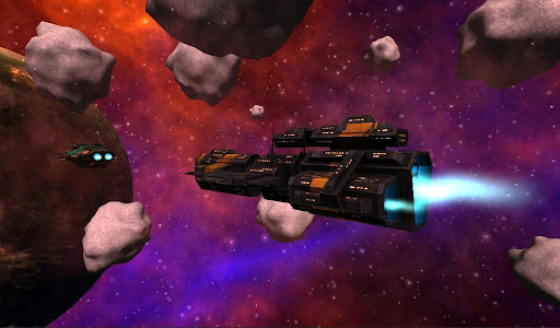 Interstellar Pilot APK MOD – Pièces de Monnaie Illimitées (Astuce) screenshots hack proof 1