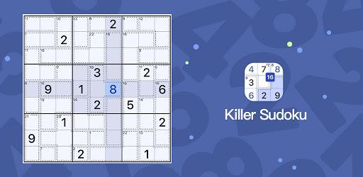 Screenshot of Killer Sudoku - Free Sudoku Puzzle, Brain Games