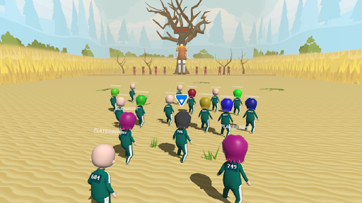 Squid Game 3D: Online Squids Game screenshot 7