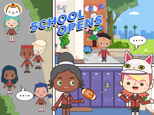Miga Town: My School 1.2 Screenshots 6