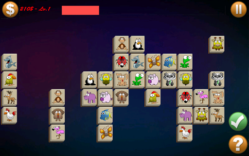 Tile Connect - Free Pair Matching Brain Game  screenshots 3