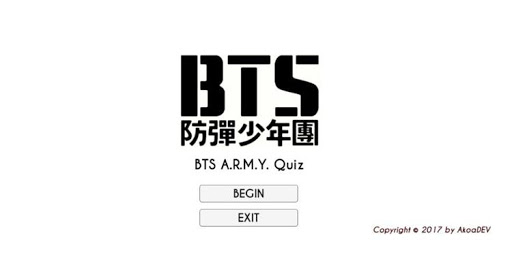 BTS ARMY Fan Quiz Apk 1