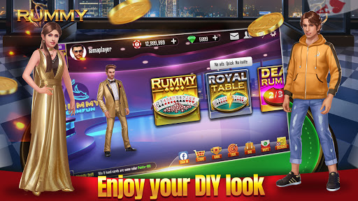 Indian Rummy Comfun-13 Cards Rummy Game Online  screenshots 3