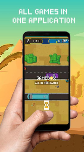 Gamebox - All in one games screenshots 3
