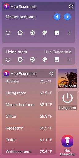 Hue Essentials - Philips Hue & TRu00c5DFRI  Screenshots 8