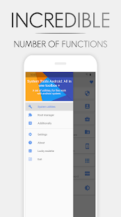 [ROOT] System Tools Android: All-In-One toolbox 1.4.7 APK screenshots 1