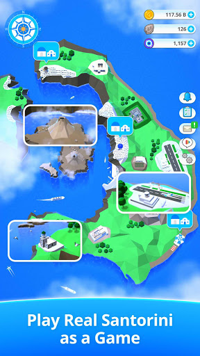 Santorini: Pocket Game  screenshots 6