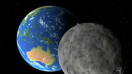 VR Moon Landing Roller Coaster 360 Virtual Reality 1.13 screenshots 2