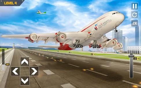 Uçan Uçak Simülatörü Çevrimdışı – Uçak oyunları Full Apk İndir 2