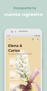 The Big Day - La cuenta regresiva para tu boda Screenshot
