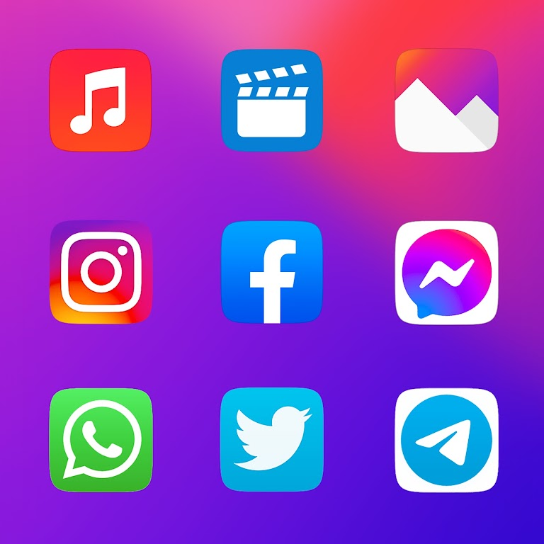 Mixed - Icon Pack  poster 2