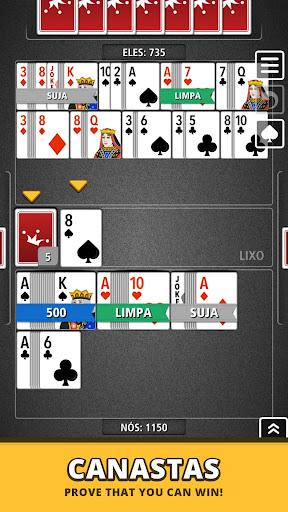 Buraco Canasta Jogatina: Card Games For Free 4.1.3 Screenshots 7