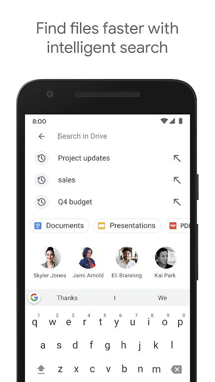 Google Drive poster 1