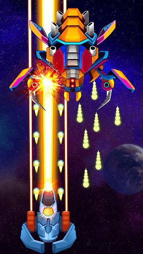 Space Shooter - Arcade screenshots 1