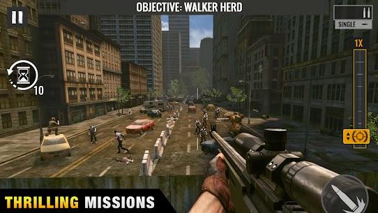 Sniper Zombies: Offline Shooting Games 3D 1.33.1 3