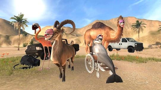 Goat Simulator Payday Apk Güncel 2021* 1