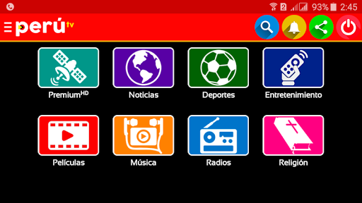 Foto do Amix TV Peru - My Free Peruvian Television