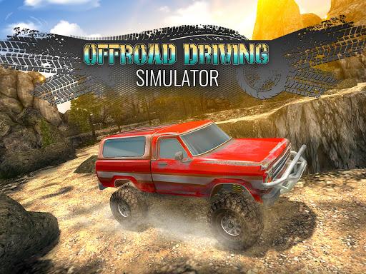 Offroad Driving Simulator 4x4: Trucks & SUV Trophy  Screenshots 7