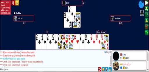 Batak Oyunu Online Batak Oyna 1.1.4 screenshots 5
