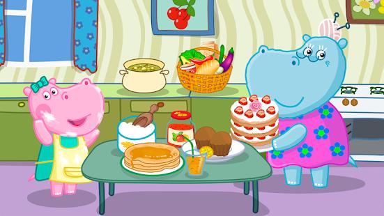 Cooking School: Games for Girls  screenshots 1