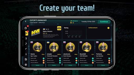 Esports Manager Simulator  screenshots 21