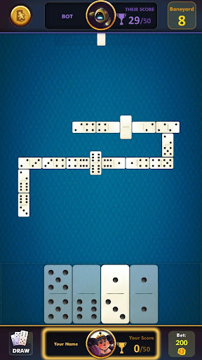 Dominoes - Offline Free Dominos Game 1.12 screenshots 6