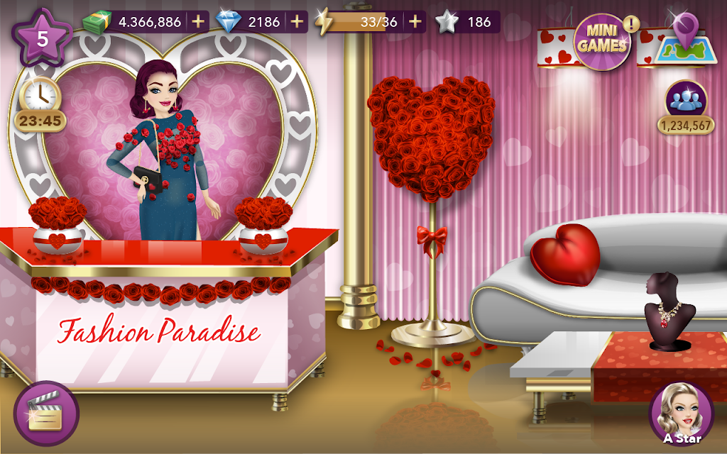 Hollywood Story: Fashion Star  poster 17