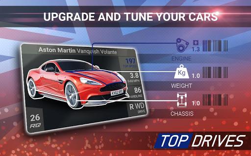 Top Drives u2013 Car Cards Racing apkdebit screenshots 11