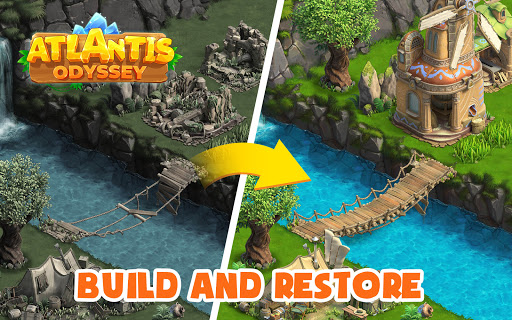 Atlantis Odyssey 1.12.1 screenshots 1