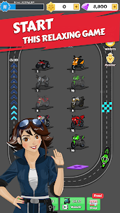 Merge Bike game Apk Mod + OBB/Data for Android. 2