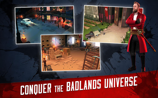 Badlands Blade Battle 1.4.119 screenshots 11
