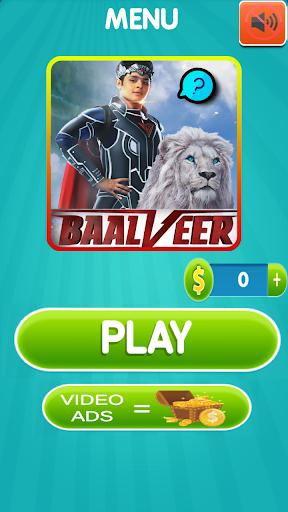 BaalVeer Returns Game Quiz Guess The Character  Screenshots 5