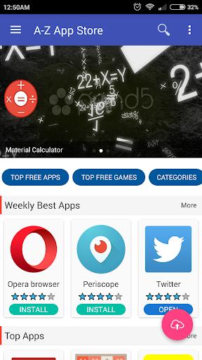 A-Z App Store 1.0.5 Screenshots 6