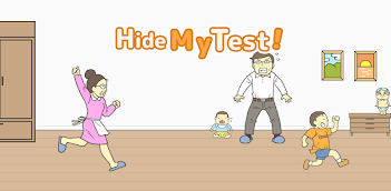 How to Download and Play Hide My Test! on PC, for free!