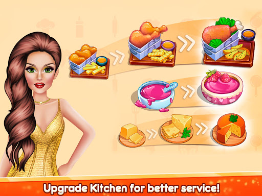 Kitchen Star Craze - Chef Restaurant Cooking Games  screenshots 14