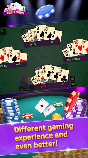 capsa susun nesia - game kartu online nesiaplay screenshot 2
