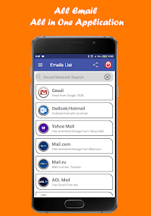 All Emails – All in One 1