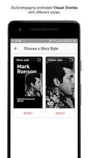 """Issuu - """"Create & Discover Stories"""""""
