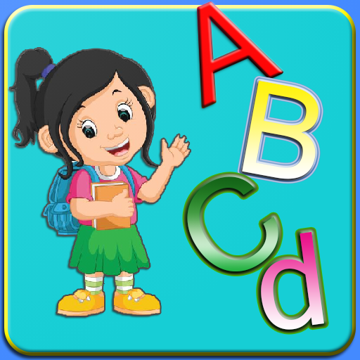 Learn English from ABC to word reading.