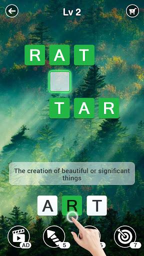Words of Wilds: Addictive Crossword Puzzle Offline 1.7.5 screenshots 5