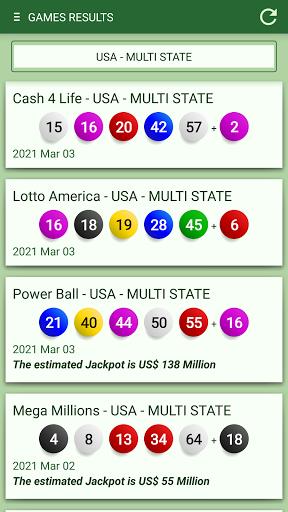 Lottery Generator & Statistics  Screenshots 8