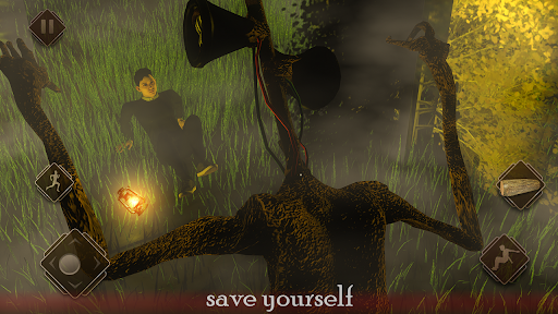 Siren Head SCP Forest Survival android2mod screenshots 5