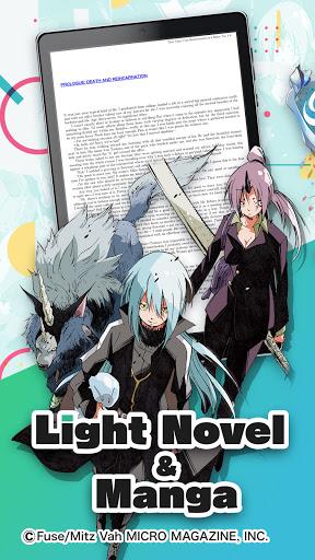 BOOKu2606WALKER - eBook App For Manga & Light Novels android2mod screenshots 7