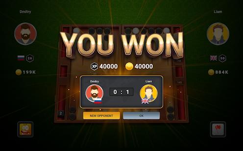 Backgammon Champs - Play Free Board Games Online 2.5 Screenshots 5